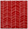 rug #229145 | square red popular rug