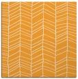 rug #229253 | square light-orange rug