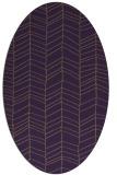 rug #229489 | oval natural rug