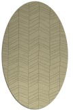 rug #229583   oval stripes rug