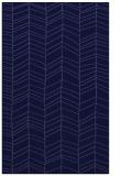 rug #229693 |  blue-violet stripes rug