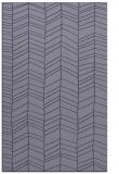 rug #229697    blue-violet natural rug
