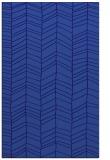 rug #229713 |  blue-violet natural rug