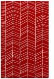 rug #229849 |  red rug