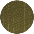 rug #230293 | round light-green natural rug