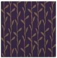 rug #230897   square purple natural rug