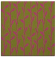 rug #230993 | square light-green rug