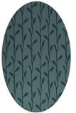 rug #231089 | oval natural rug