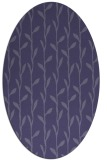 rug #231108 | oval natural rug