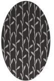 rug #231217 | oval red-orange natural rug
