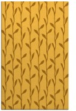 rug #231673 |  light-orange popular rug