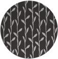 rug #231921 | round red-orange natural rug