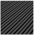 rug #232433 | square black stripes rug