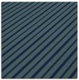 rug #232457 | square blue stripes rug