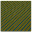 rug #232485 | square green retro rug