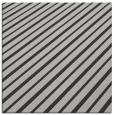rug #232625 | square orange retro rug