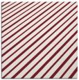 rug #232637 | square pink retro rug