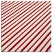 rug #232665 | square red stripes rug