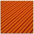 rug #232669 | square orange retro rug