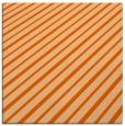 rug #232685   square red-orange stripes rug