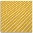 rug #232713 | square yellow stripes rug