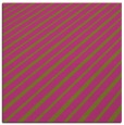 rug #232753 | square pink retro rug