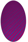 rug #232879   oval stripes rug