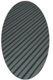 rug #232906 | oval stripes rug