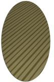 rug #233109   oval rug