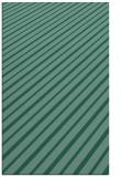 rug #233185 |  blue-green stripes rug