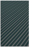 rug #233257 |  green stripes rug