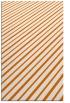 rug #233321 |  orange retro rug