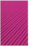 rug #233337    pink stripes rug