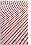 rug #233341    pink retro rug