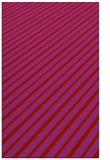 rug #233381 |  red stripes rug