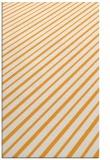 rug #233477 |  white stripes rug