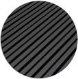 rug #233489 | round black popular rug