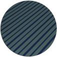 rug #233513 | round blue retro rug
