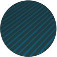 rug #233561 | round blue rug