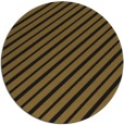 rug #233597 | round black retro rug