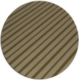 rug #233601 | round mid-brown stripes rug