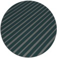 rug #233609 | round green stripes rug