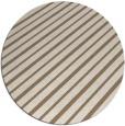 rug #233633 | round retro rug