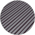 rug #233717 | round purple retro rug