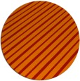 rug #233725 | round red rug