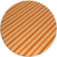 rug #233741 | round red-orange retro rug
