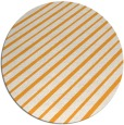 rug #233829 | round white stripes rug