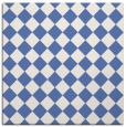 rug #234225 | square blue check rug