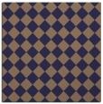 rug #234293 | square beige check rug