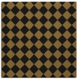 rug #234301 | square black retro rug